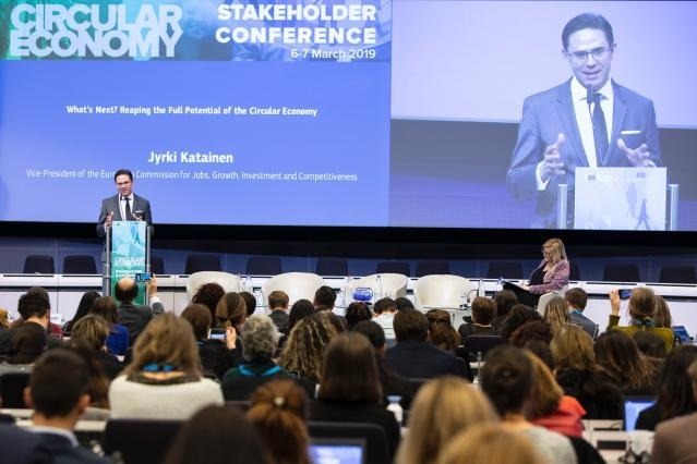 2019 Circular Economy Stakeholder Conference: Success Stories and