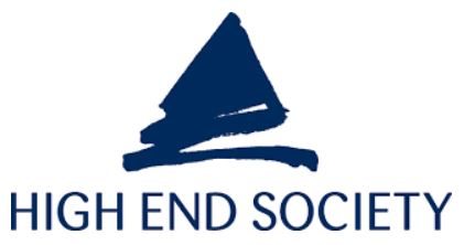 High End Society logo