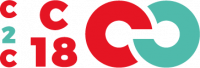 C2C 2018 logo
