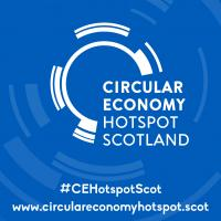 Circular Economy Hotspot Scotland Graphic