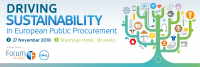 driving sust in euro pub procurement logo