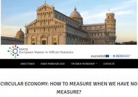 Circular economy: how to measure when we have no measure?