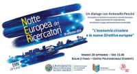 European Researchers' Night - New directives on Circular Economy