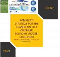 Romania's strategy for the transition to a circular economy