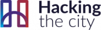 Hacking the city logo