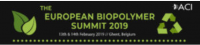 European Biopolymer Summit in Ghent