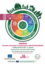 Seminar Families Circular economy
