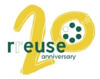 RREUSE 20 years logo