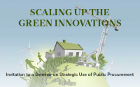 scaling up green innovations event invite