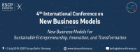 new business models 2019 conference poster