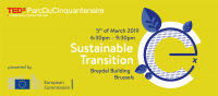 TedxSustainableTransition logo