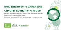 york circular economy business enhancing practice