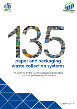 ACR+ report - Analysis of 135 paper and packaging waste collection systems