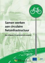 Frontpage Samenwerken een circulaire fietsinfrastructuur.