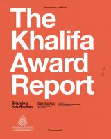 The Khalifa Award Report