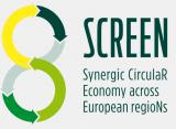 Synergic Circular Economy across European regions, SCREEN logo