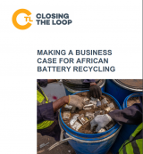 African battery recycling