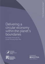 Analysis of the new EU Circular Economy Action Plan 2020