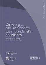Analysis of the new EU Circular Economy Action Plan 2020