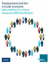 Britain employment in CE report title page
