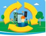 mobile pone case study of circular economy impact CEPS EESC