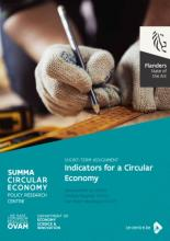 Indicators for a Circular Economy - Cover