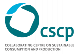 Collaborating Centre on Sustainable Consumption and Production (CSCP) logo