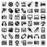 Image of electronic devices