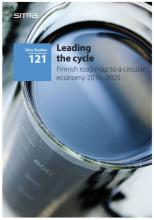 Leading the Cycle - Finnish Roadmap to a Circular Economy