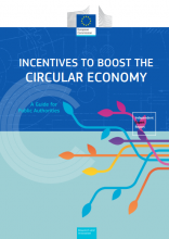 Incentives to boost the circular economy