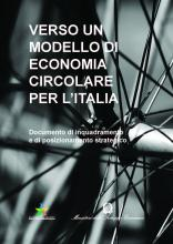 Towards a Model of Circular Economy for Italy - Overview and Strategic Framework