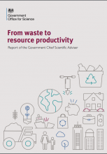 From waste to resource productivity - main report