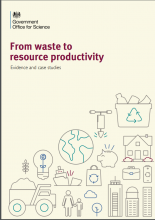 From waste to resource productivity: evidence and case studies