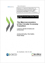 The Macroeconomics of the Circular Economy Transition