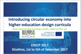 KATCH_e: Knowledge Alliance on Product-Service Development towards Circular Economy and Sustainability in Higher Education