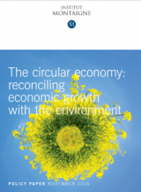 montaigne circular economy policy paper