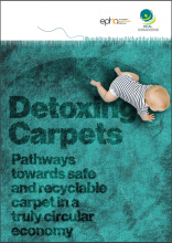 Swept under the rug: new report reveals toxics in European carpets threatening health, environment and circular economy