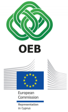 oeb and ec in cyprus representation logos