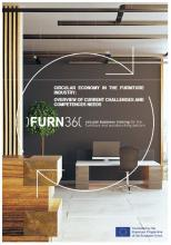 Circular Economy in the Furniture Sector: Overview of Current Challenges and Competence Needs