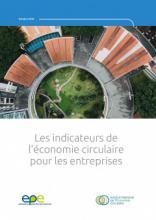 Les indicateurs de l'économie circulaire pour les entreprises