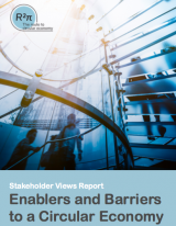 Enablers and Barriers to a Circular Economy