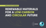 Renewable Materials for a Low-Carbon and Circular Future