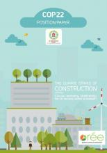 The climate stakes of construction