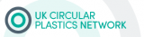 UK circular plastics network logo