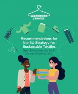 Environmental CSOs' Recommendations for the EU Strategy for Sustainable Textiles
