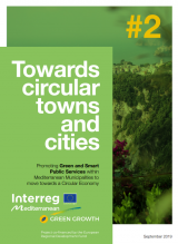 Towards Circular Towns and Cities