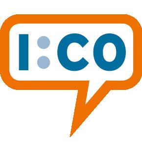 I:CO logo