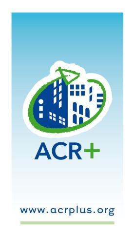 ACR+ logo