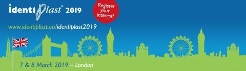 Identiplast, circular economy, plastics, conference, london, sustainability, plasticseurope, bpf