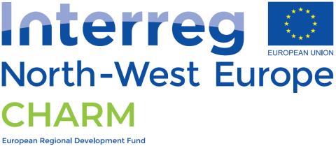 Interreg North-West Europe CHARM European Regional Development Fund
